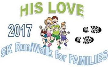 His Love 5K Run